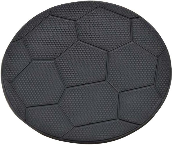 Protiskluzová nanopodložka míč černá