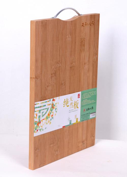 Krájecí deska prkénko bambus TENNA 38x27cm